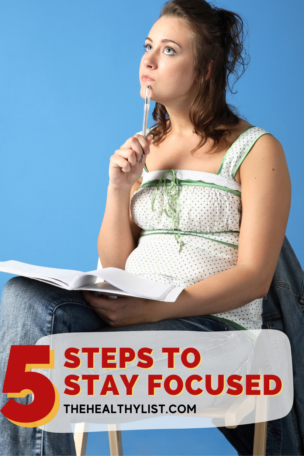 5 Steps to Stay Focused