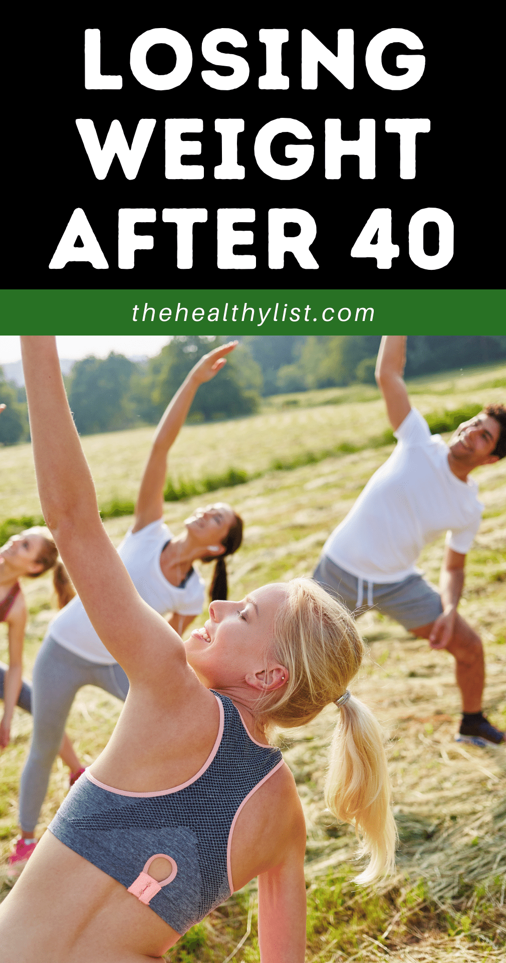 Losing Weight After 40