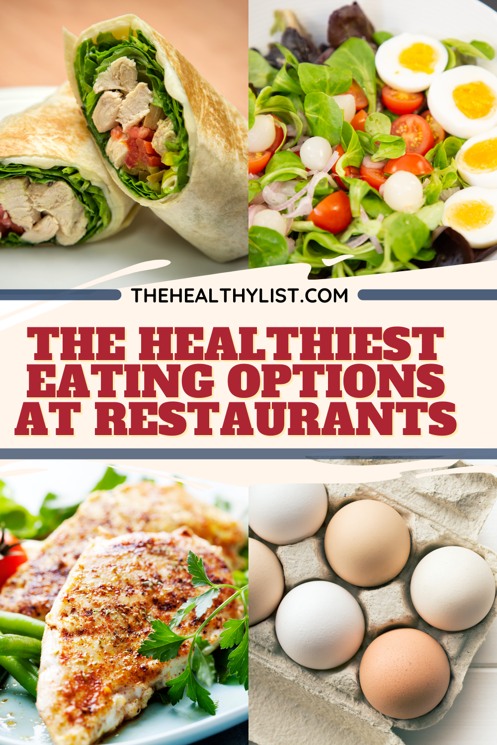 The Healthiest Eating Options at Restaurants